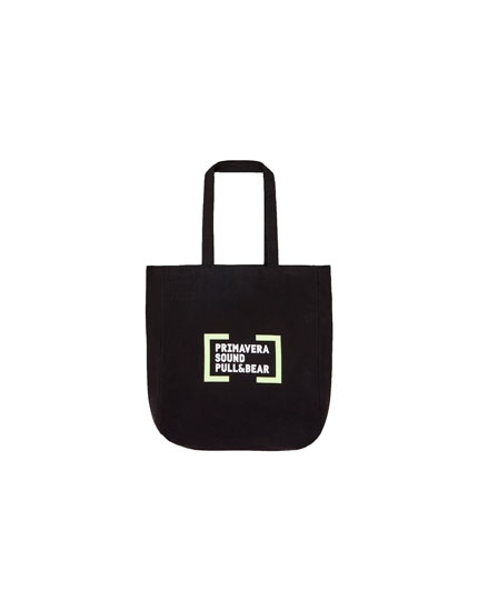 Tote bag Primavera Sound logo