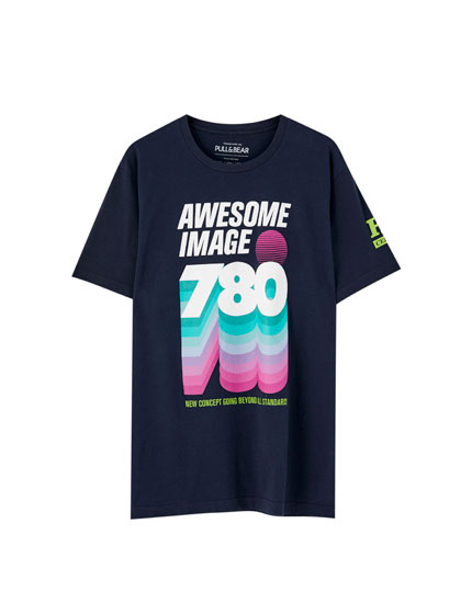 'Awesome Image' T-shirt