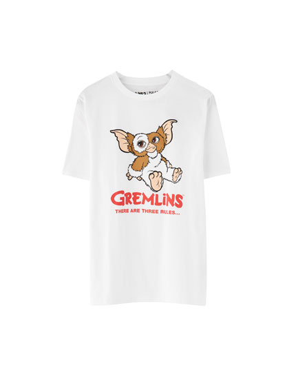 Camiseta algodón Gremlins