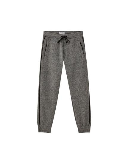 Teknik basic jogging pantolonu