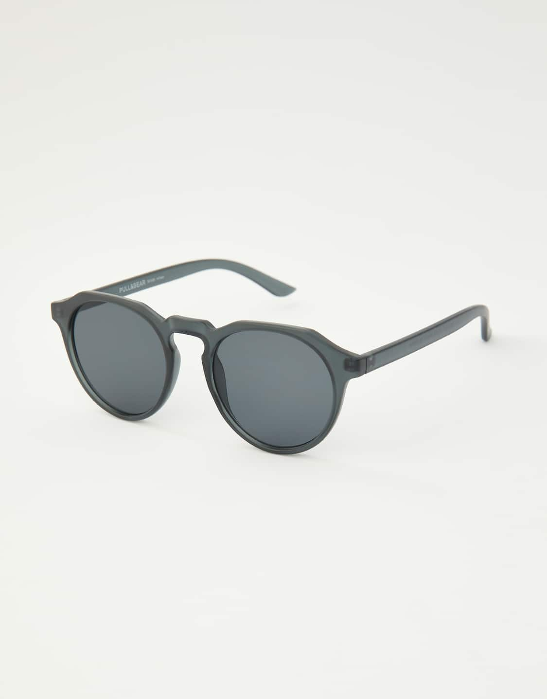 1e6feba915 Gafas sol grises - PULL&BEAR