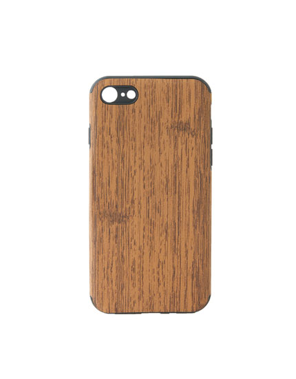 Wood iPhone 7/8 case