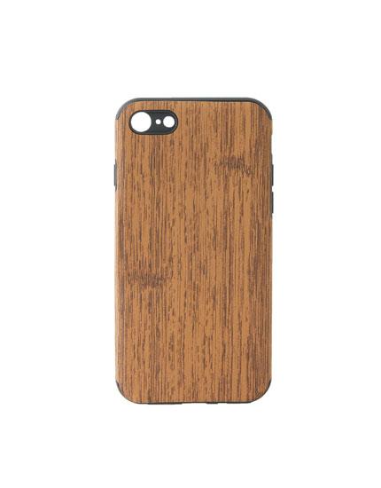 Cover effetto legno iPhone 7/8