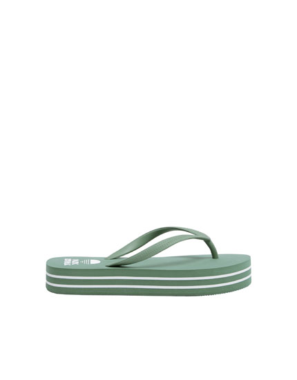 Pacific pool sandals