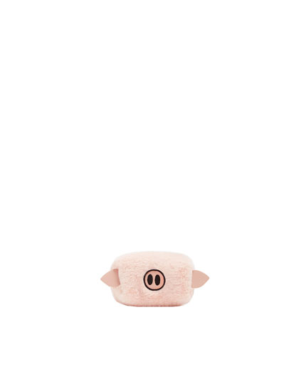 Piggy coin purse