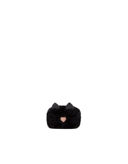 Kitten coin purse