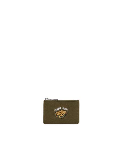 Veggie purse