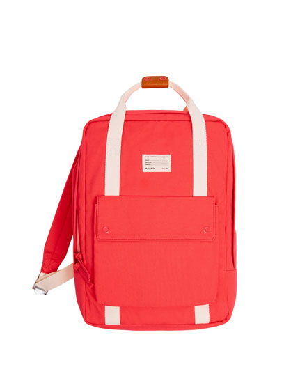 Join Life fabric backpack