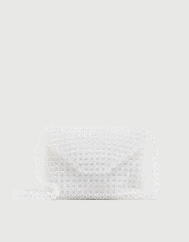 Bandolera Bolitas Transparente by Pull & Bear