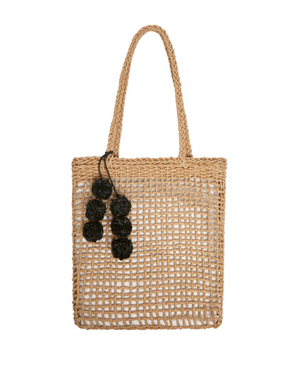 Bolso shopper cuerdas