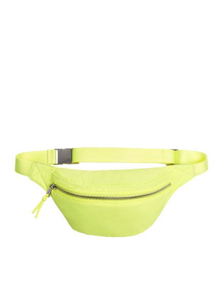 Neon maxi belt bag