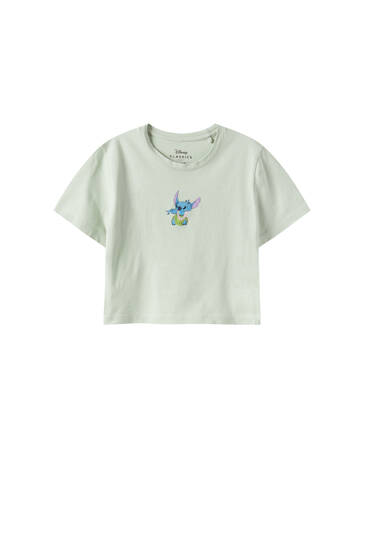 Stitch & Angel T-shirt