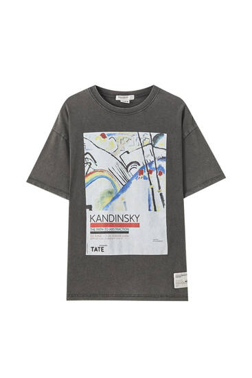 "Wassily Kandinsky ""Cossacks"" T-shirt"
