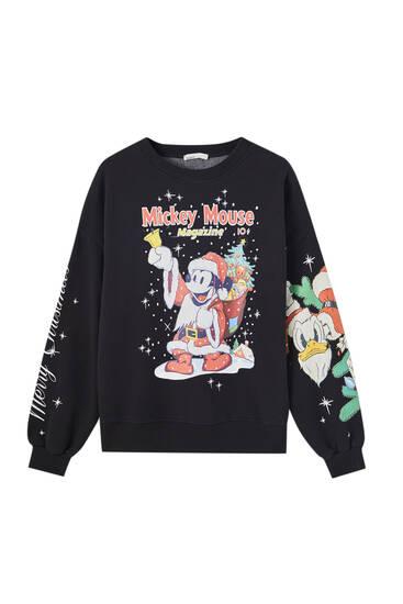 Mickey Mouse Christmas sweatshirt