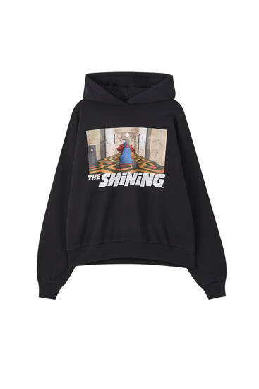 "Black ""The Shining"" sweatshirt"