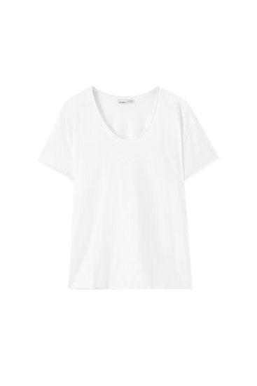 Camiseta tallo vivo básica