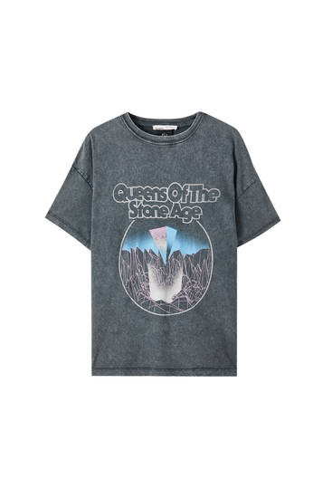 Camiseta Queens of the Stone Age