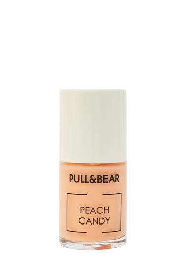 Peach Candy nail varnish