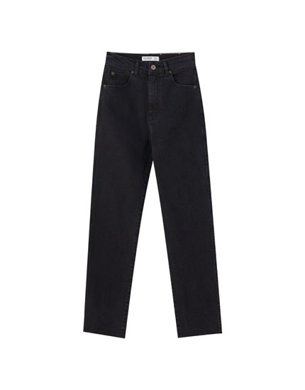 Slim comfort fit mom jeans