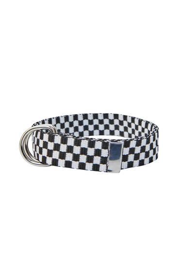 Cinturó quadre escaquer