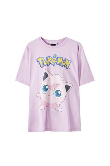 Jigglypuff Pokémon T-shirt