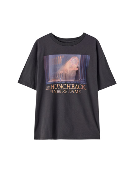The Hunchback of Notre Dame T-shirt