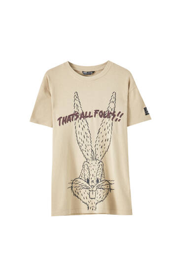 Looney Tunes x Evan Rossell Bugs Bunny T-shirt