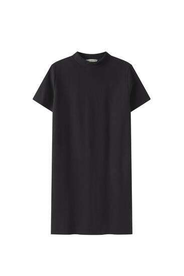 М'яка на дотик сукня-футболка