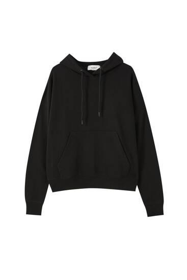 Sweatshirt Bauchtasche