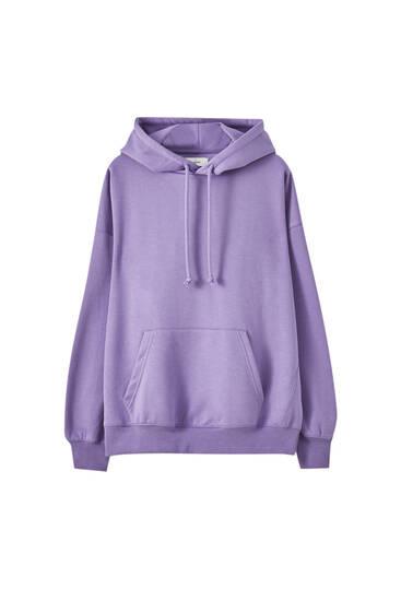 Basic oversize hoodie