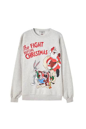 Warner Bros characters sweatshirt