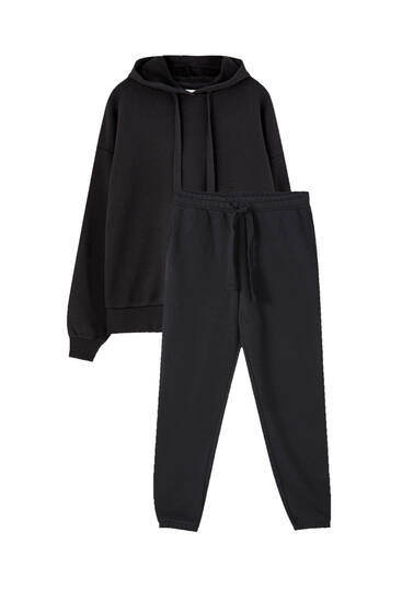 Sweatshirt and trousers pack