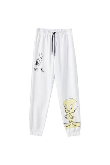 Tweety jogging trousers