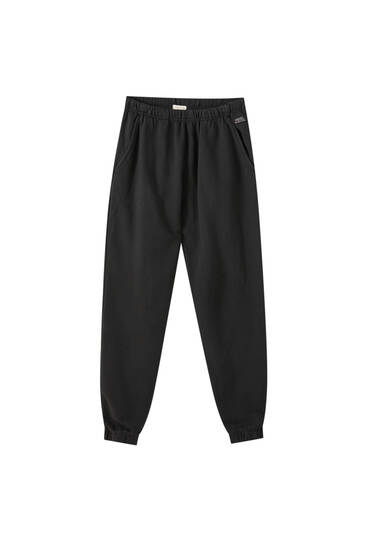 Basic jogger pantolon