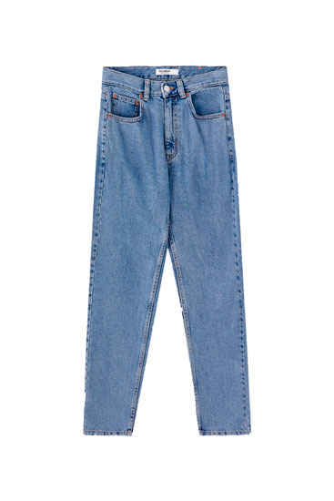 Jeans mom fit basic