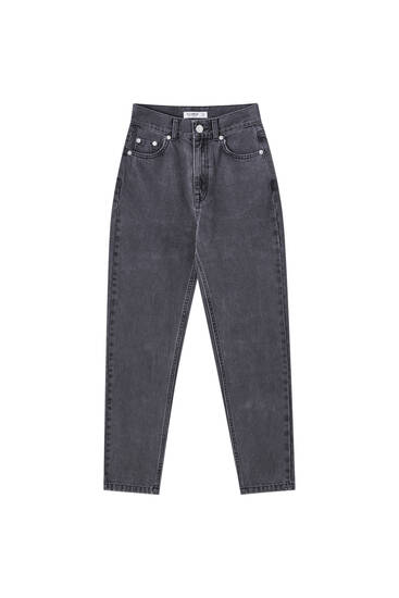 Jean basique mom fit