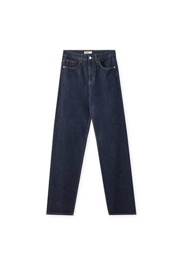 Jeans baggy azules