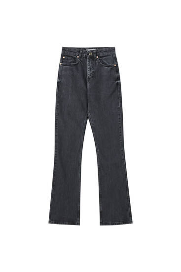 Jeans negros bootcut