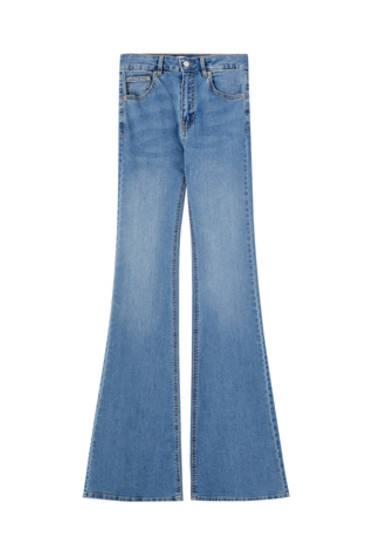 Jeans flare basique