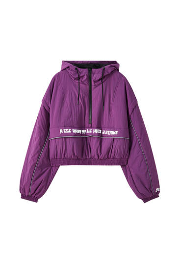 Sicko19 Sickonineteen by Nicki Nicole anorak jacket