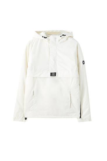 Τζάκετ τύπου hoodie basic