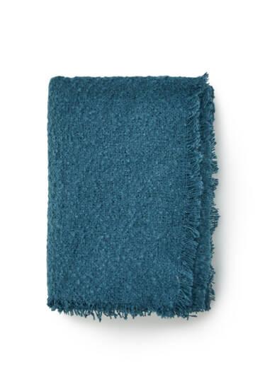 Basic bouclé sjaal