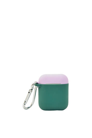 Two-toned AirPods case