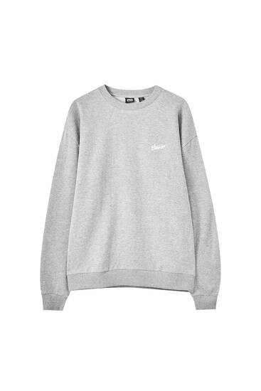 Basic Homewear capsule collection sweatshirt