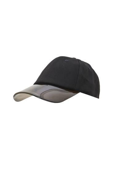 Sicko19 Sickonineteen cap with semi-sheer peak