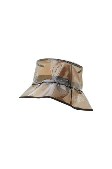 Transparent Sicko19 Sickonineteen bucket hat