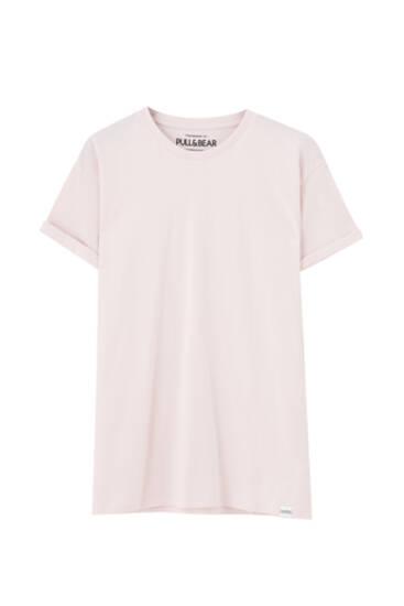 Camiseta básica muscle fit