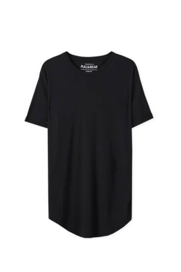 T-shirt long basique