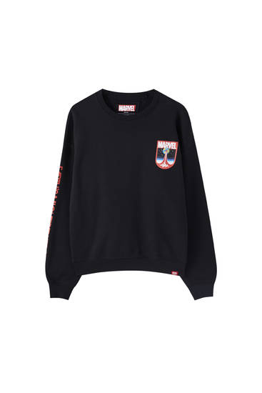 Marvel mightiest heroes sweatshirt