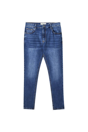 Blue carrot fit jeans